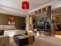 Modern Day Minimalist Living Space Interior Design And