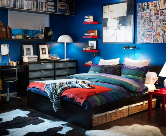 Teen Bedroom Design Boys Room Ideas