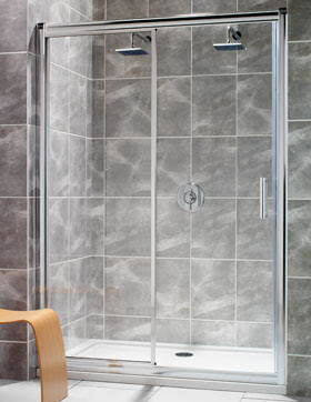 Sliding Shower Doors Glass