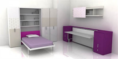 beaitiful child bedroom design