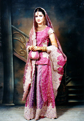Beautiful Classic Indian Wedding Gown