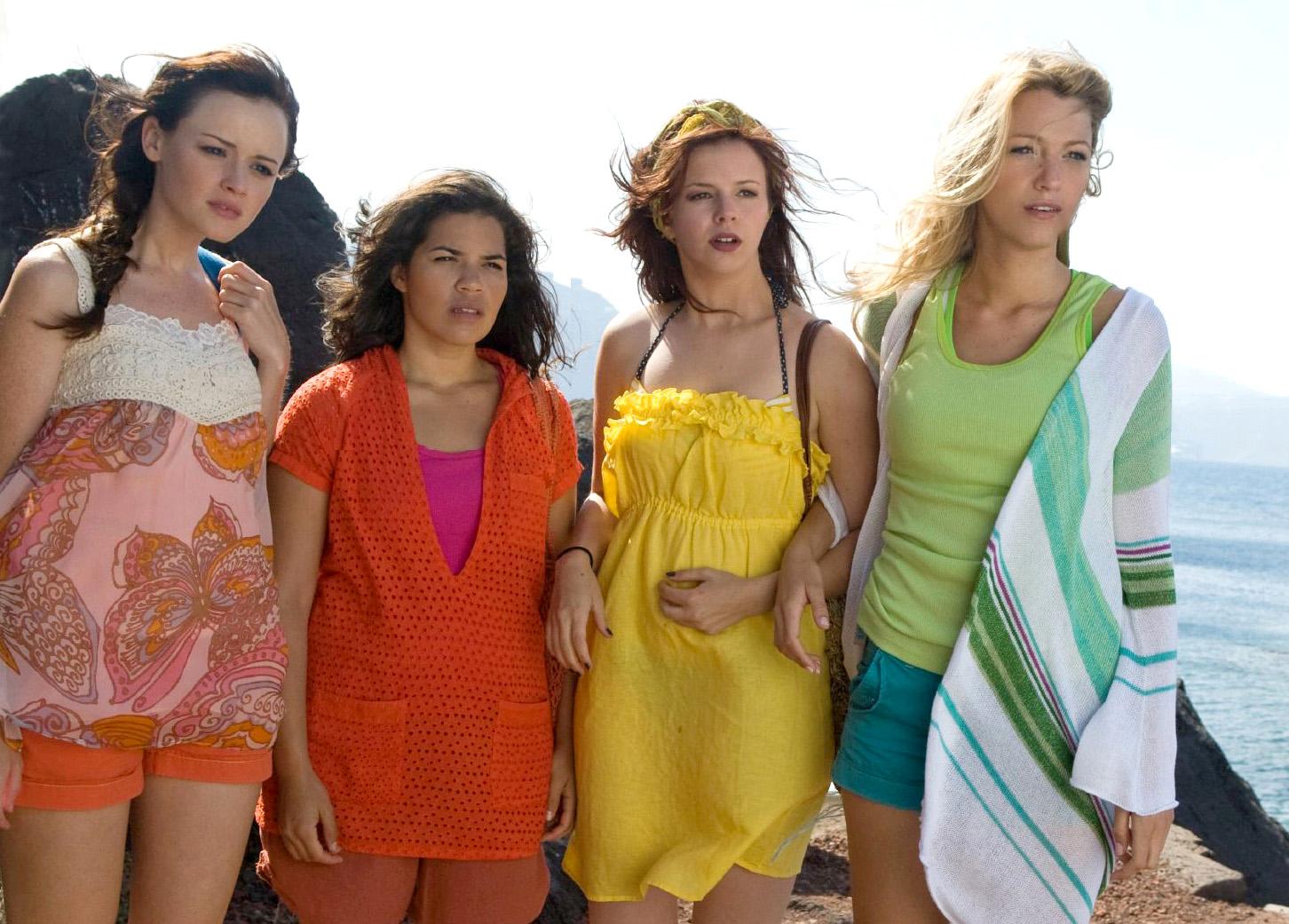 Amazon.com: The Sisterhood of the Traveling Pants 2 ...