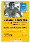Maratn Nocturno de Pergamino