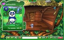Este es mi panda estoy todos los dias en el servidor Boliland o Pandaguay