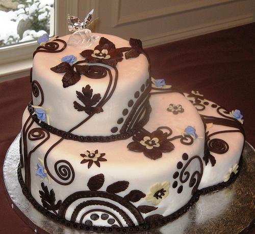 Cake Designs No Fondant : Cake Designs: Fondant Cake Designs