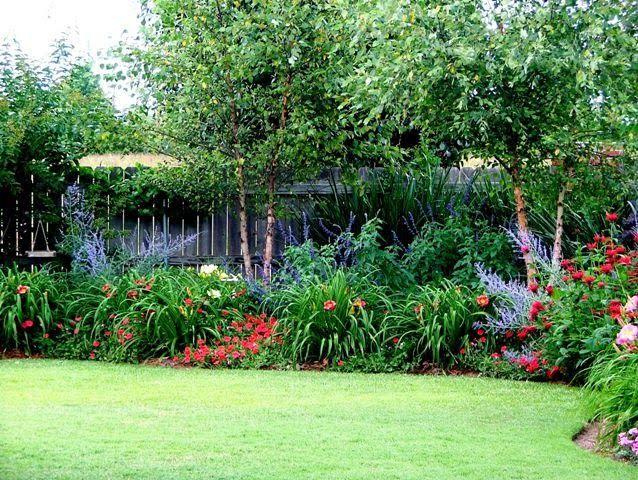 Garden Contemporary Of 2014 Perennial Garden Design