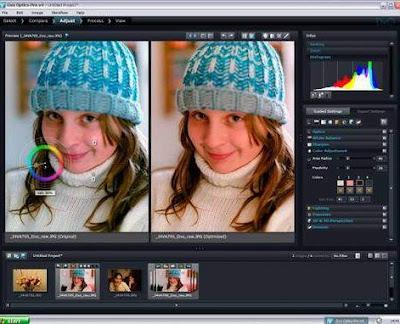 Photoshop улучшить качество фото