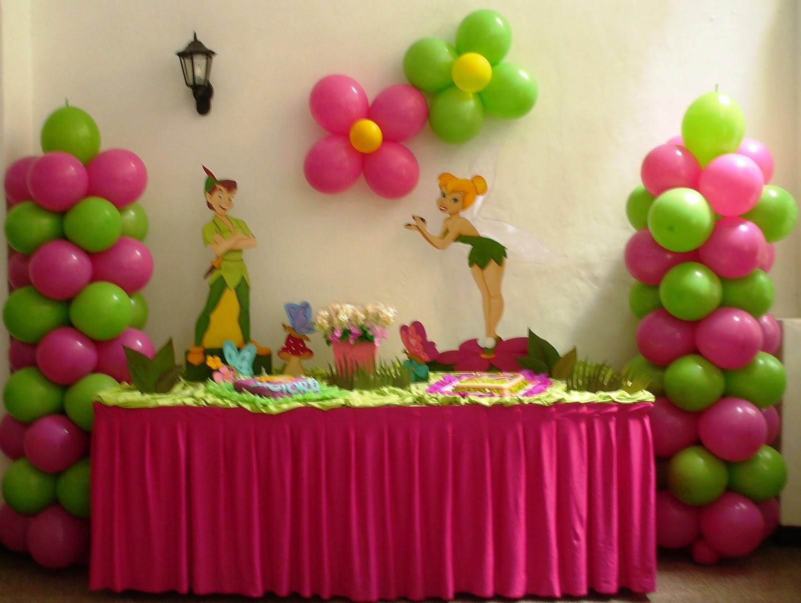 Creaciones ramsesa decoraciones fiestas infantiles - Arreglos fiestas infantiles ...
