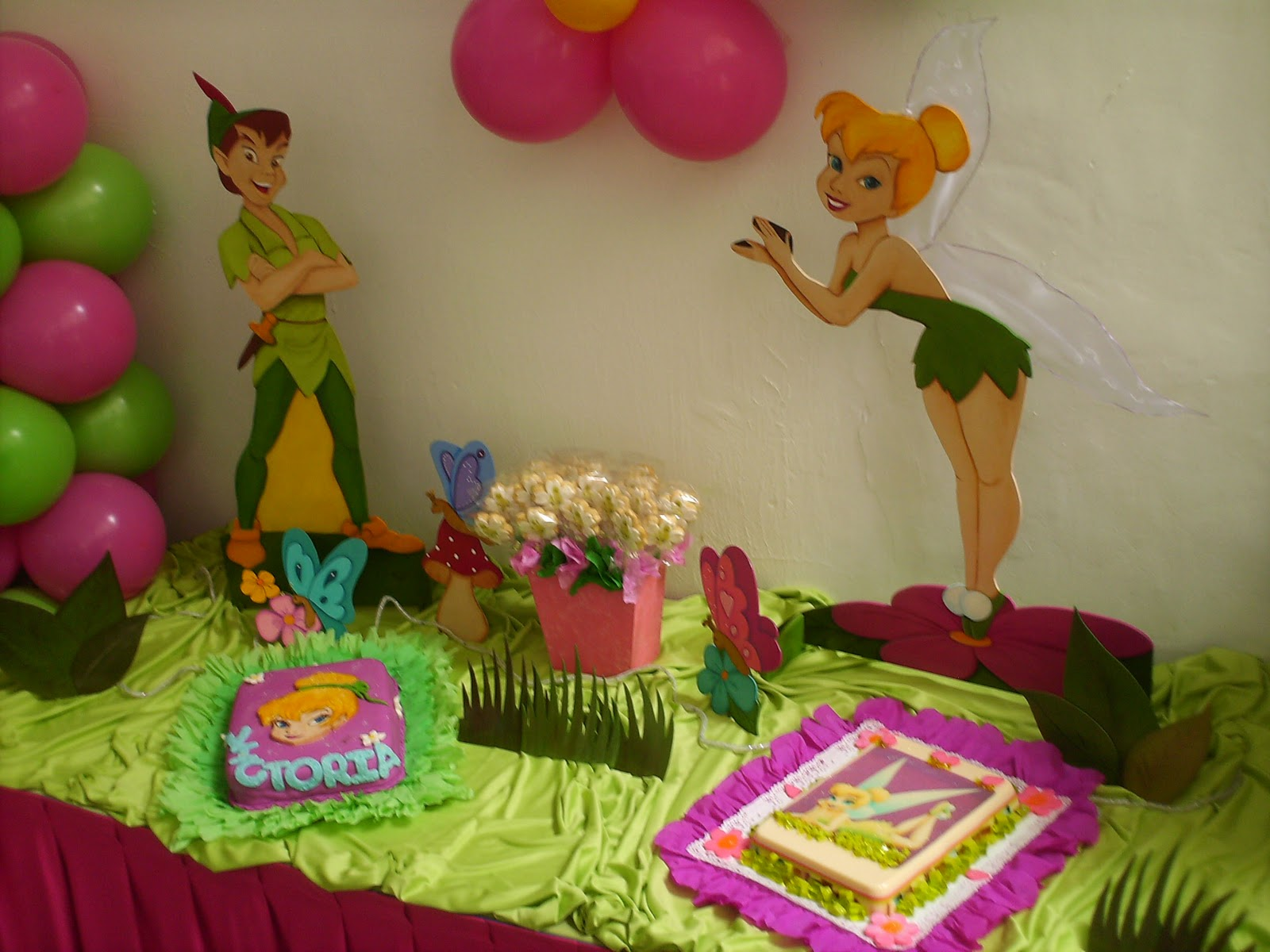 Pin Fiesta Campanita Tinkerbell Fin Genuardis Portal on Pinterest