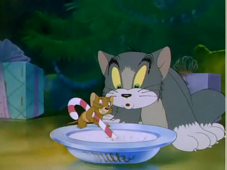 Tom and Jerry Puss Gets the Boot