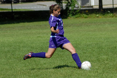 12 Team soccer Play Day held at Union Street complex