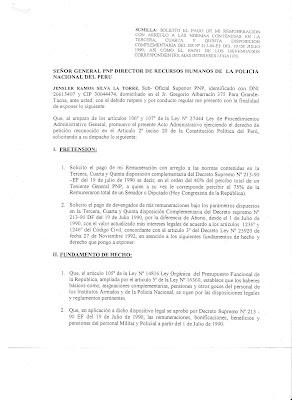LAS FUERZAS DEL ORDEN : FFAA Y PNP: mayo 2009