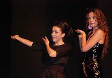 fina y segura , el musical. vestuario. 2009