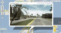 Google Street view - Miami Beach