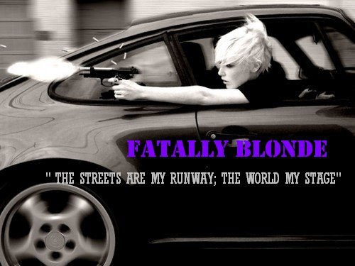 Fatally Blonde