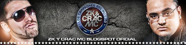 """Zk & Crac Mc """"LOS CAMPEONES DEL PUEBLO"""""""