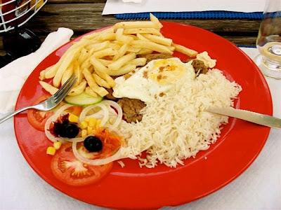 Abcescocino bien platos combinados for Verdura tipica romana