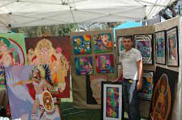 Palm Springs Artist Donates