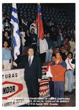 XXIII CAMPEONATO SUDAMERICANO DE CLUBES