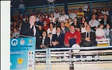 INAUGURACION DEL PRIMER TORNEO PANAMERICANO INTER CLUBES DE FUTSAL INFANTIL - QUITO 2003