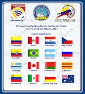 XII CAMPEONATO NACIONAL DE FUTBOL DE SALON 2010