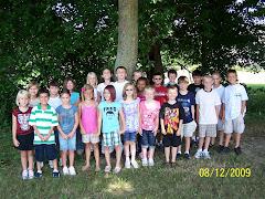 Our Third Grade Class!