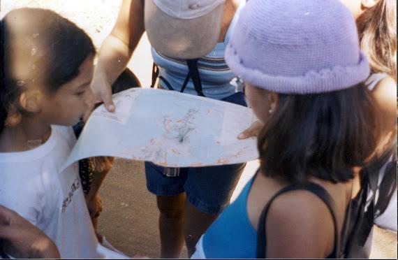 2002 - SAÍDA DE ESTUDOS NA COSTA DE DENTRO - PRAIA DO SONHO