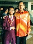 with Dato' Masidi Manjun ( Ministry State of Sabah, Malaysia)