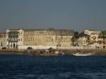 Cidade na Ilha de Zanzibar