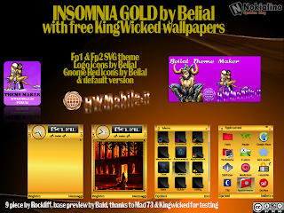 INSOMNIA GOLD by BELIAL