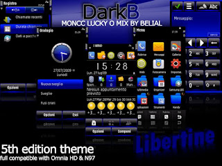Dark B by Libertine