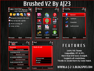Brushed V2 FP1 & FP2 By AJ23