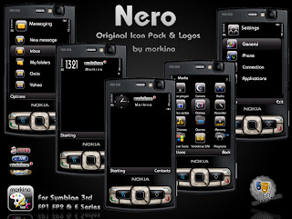 Nero By Morkino s60 certified theme