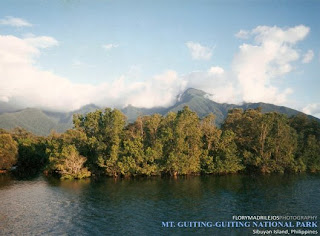 Mt. Guiting-Guiting in Sibuyan Island