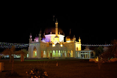 most beautiful mosques in the world Zahir mosque Kedah Malaysia - Top 10 Most Beautiful Mosques in The World