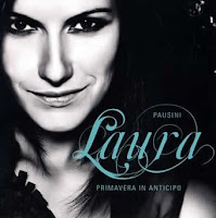 Laura Pausini - Primavera in anticipo - cd cover