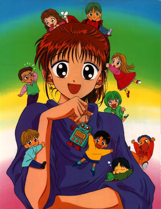 ~AnimE GirlS~ Marmalade+Boy+Miki+and+SD+characters