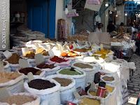 Tunisie-Sousse-medina-spices