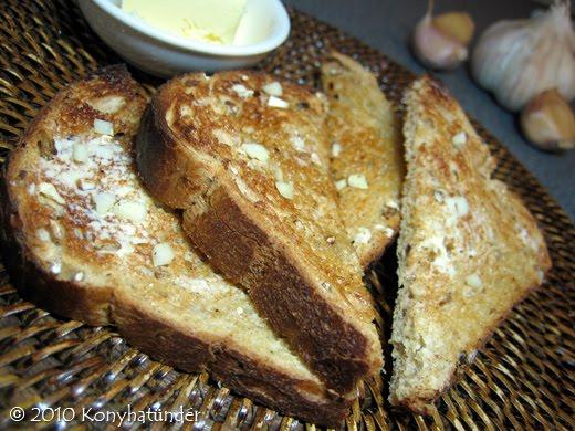 ... garlic croutons double garlic herb garlic bread breakfast garlic toast