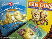 The Ginger People Gin Gins and Ginger Chews