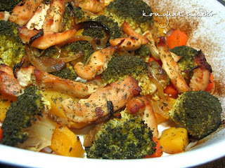 broccoli-oven-chicken-pieces