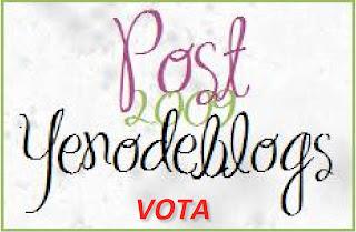 Vota en el Concurso de Posts 2009 YdB