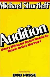 How to write an audition