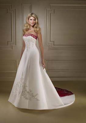 فساتين زفاف2016 لونين فساتين روعه للعروس 2016اجمل فساتين للاعراس2016