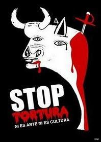 Tortura, ni es arte ni es cultura