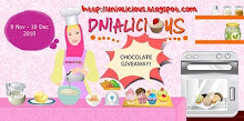 Dnialicious Chocolate Giveaway