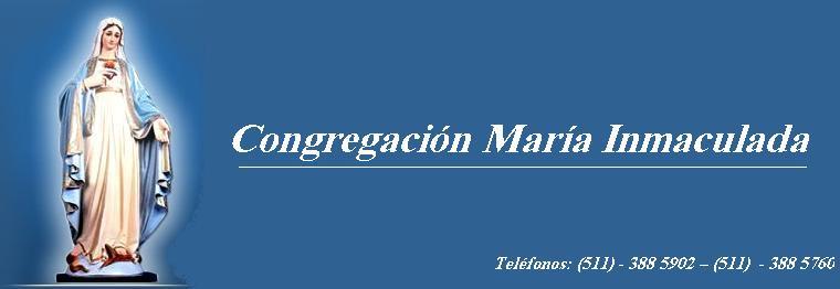 Congregación María Inmaculada