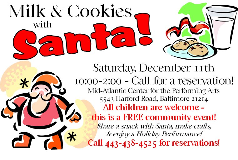 Hamilton Lauraville Main Street News Milk And Cookies With Santa