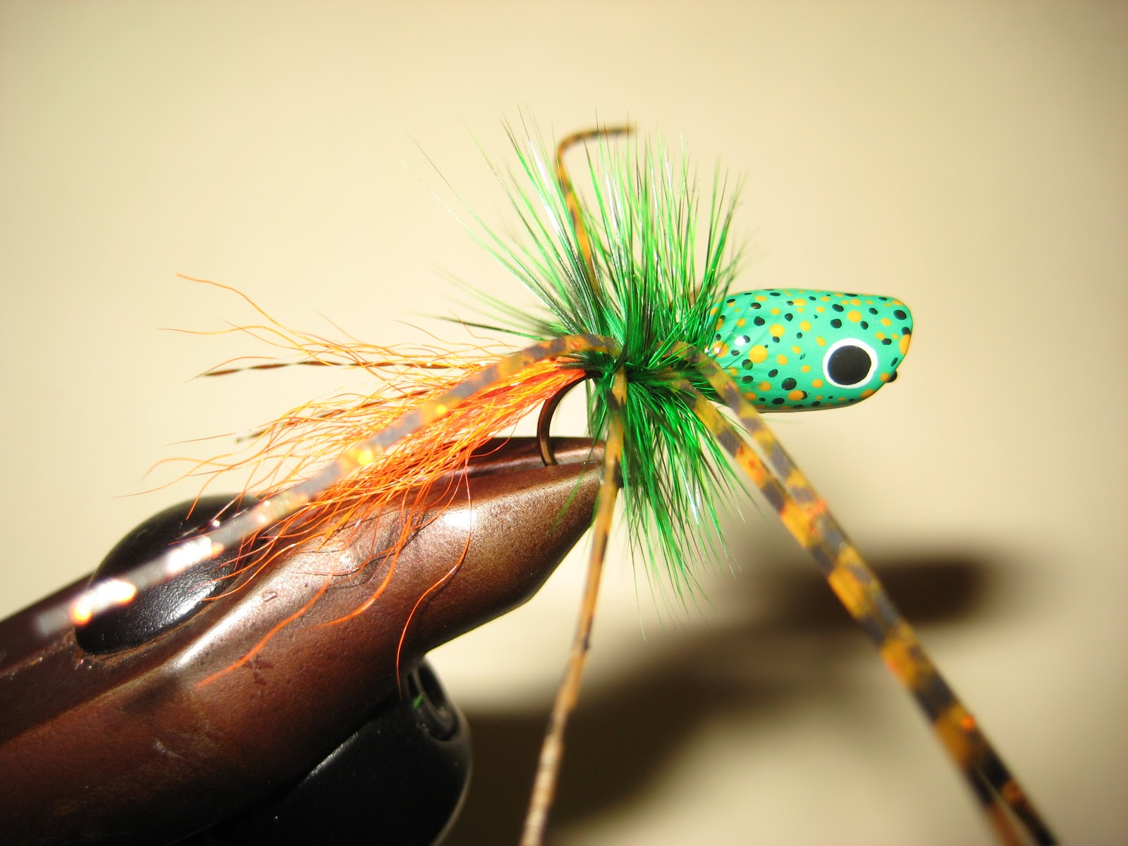Fly fishing tying obsessed new batch of poppers ready for Fly fishing poppers
