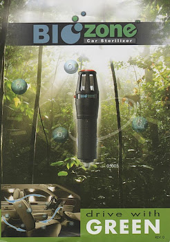 Bio zone Car Sterilizer